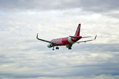 Air Asia Photo stock