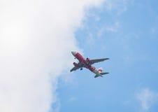 Air Asia Foto de Stock