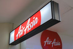 Air Asia Stock Photography