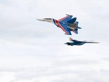 Air Attack Royalty Free Stock Photo