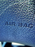 Air Bag Stock Photo
