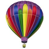 Air-ballon illustration de vecteur