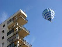 Air ballon in Malaga,Spain Stock Photo