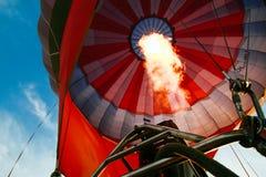 Air Ballone Images libres de droits