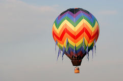air ballong varmt v Royaltyfri Foto