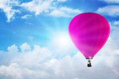 Air Balloon Royalty Free Stock Photo