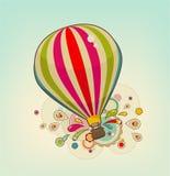 Air balloon Stock Photography