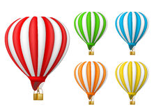 Air balloon Stock Photos