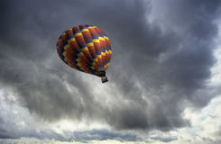 Air balloon Stock Photography