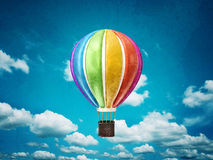 Air balloon Royalty Free Stock Photos