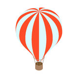 Air balloon icon, isometric 3d style Royalty Free Stock Photography
