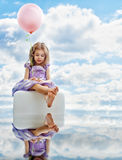 Air balloon Royalty Free Stock Images
