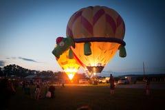 Air Balloon Show Royalty Free Stock Photos