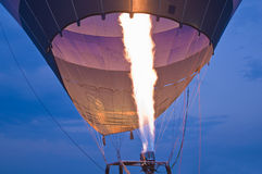 Air balloon. Royalty Free Stock Images