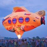 Air balloon. Royalty Free Stock Photo