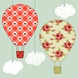 Air balloons 2 Royalty Free Stock Photos