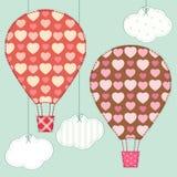 Air balloons 3 Royalty Free Stock Photography