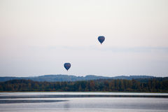 Air balloons Royalty Free Stock Photo