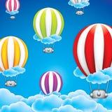 Air balloons Royalty Free Stock Image