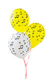 Air balloons Stock Image