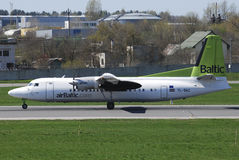 Air Baltic Stock Images