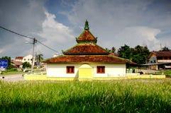 Air Barok Mosque at Jasin Malacca, Malaysia Stock Image
