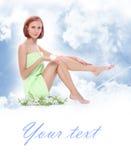 Air beauty Royalty Free Stock Image