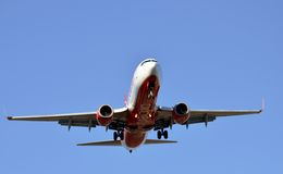 Air Berlin Airlines Royalty Free Stock Image