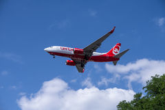 Air berlin Royalty Free Stock Images