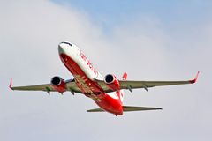 Air Berlin Boeing 737 Stock Photo