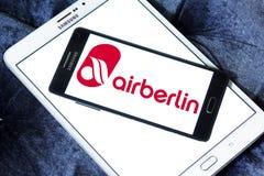 Air Berlin logo Obrazy Royalty Free