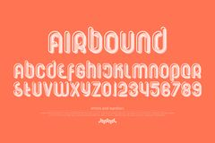 Air bound Royalty Free Stock Images