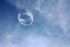 Air bubble Royalty Free Stock Images