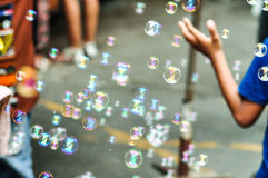 Air Bubble Stock Photography