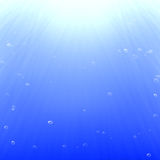 Air bubbles stock illustration
