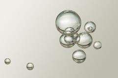 Air bubbles Stock Images