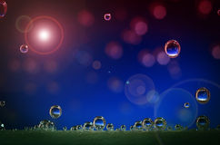 Air bubbles Stock Photography