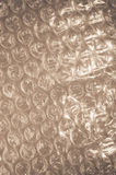 air bubbles wrapping Royalty Free Stock Image