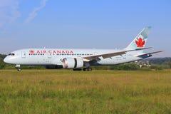 Air Canada Imagem de Stock