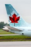 Air Canada Immagine Stock