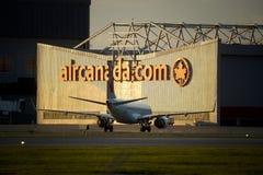Air Canada Royaltyfri Bild