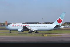 Air Canada Arkivbilder