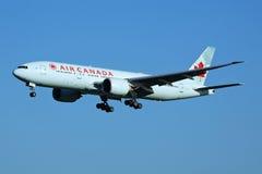 Air Canada Imagen de archivo