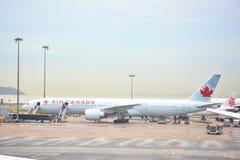 Air Canada Imagenes de archivo