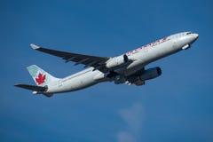 Air Canada Airbus A330 Imagens de Stock