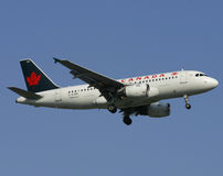 Air Canada Airbus A319 Foto de Stock
