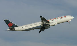 Air Canada Airbus A330 Stock Photography