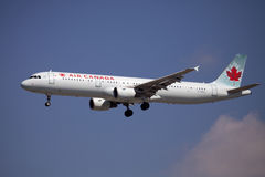 Air Canada airline Royalty Free Stock Image