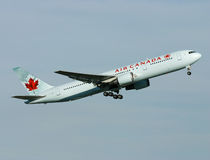 Air Canada Boeing 767 Stock Photo