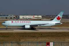 Air Canada Boeing 767-300ER Stock Photo